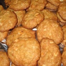 Oatmeal Cookies Light recipe