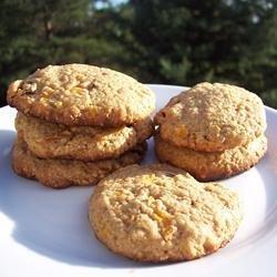 Carrot Cookies II recipe