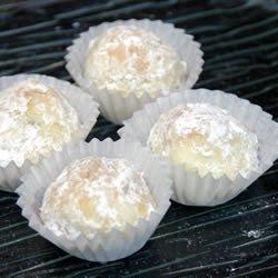 Mexican Wedding Cakes I recipe
