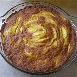 Peach Cake I recipe