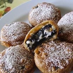 Deep Fried Cookies recipe