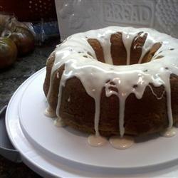Butterscotch Pumpkin Pudding Cake recipe