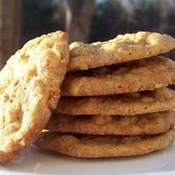 Pistachio White Chocolate Chip Cookies recipe