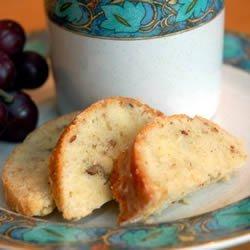 Lemon Pecan Pound Cake recipe