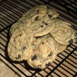 Oatie Chip Cookies recipe