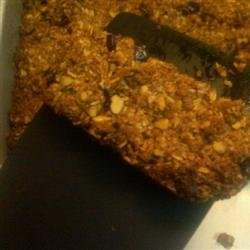 Granola Bars II recipe