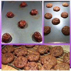 German Chocolate Brownie Cookies recipe