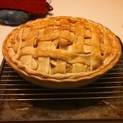 Chef John's Easy Apple Pie recipe