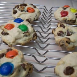 Chocolate Chip Shortbread Cookies I recipe