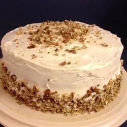 Hummingbird Cake IV recipe