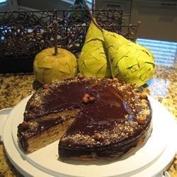 Norwegian Hazelnut Cake recipe
