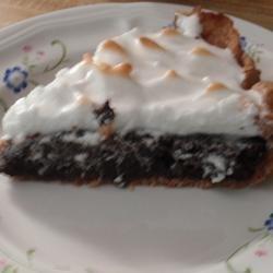 Chocolate Pie II recipe