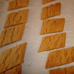 Swedish Cookies (Brunscrackers) recipe