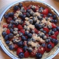My Grandmother's Best Berry Pie recipe