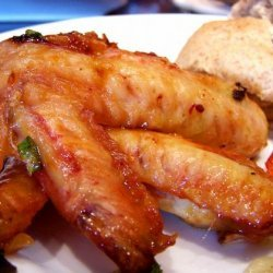 Honeyed Chicken recipe