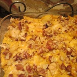 Baked Pasta With Butternut Squash and Ricotta recipe