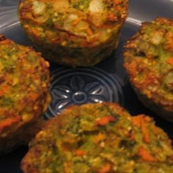 Passover Vegetable Cups recipe