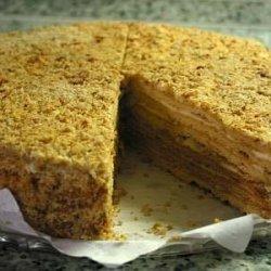 Quick and Easy Honey Cake recipe