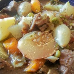 Yummy Slow Cooker Beef Stew recipe