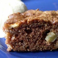 Grammie Bea's Chopped Apple Cake recipe