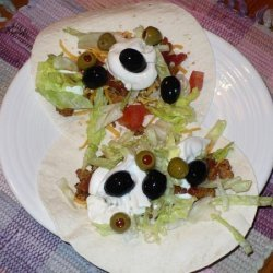 Taco Bell Taco Meat for Soft or Hard Shells recipe