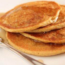 Vegan Pumpkin Pie Pancakes recipe