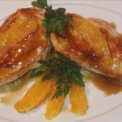 Chicken L'orange recipe