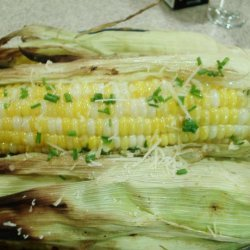 Grilled Corn on the Cob With a Cuban Twist recipe