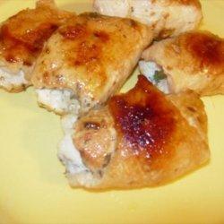 Stuffed Chicken Cutlets (Oamc) recipe