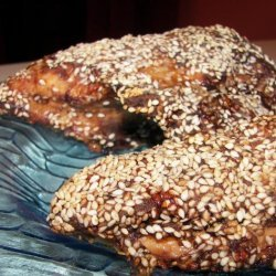 Oven Fried Sesame Chicken recipe