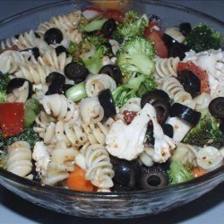 Pasta Salad Supreme recipe