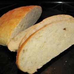Sourdough bread and starter recipe