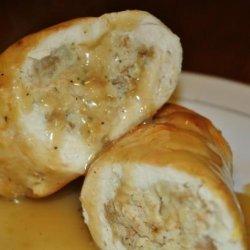 Simply Elegant Stuffed Chicken Breast #5FIX recipe