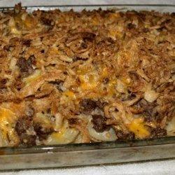 Sausage Potato Bake recipe