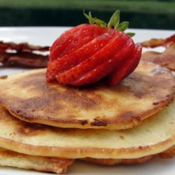 Cottage Cheese Pancakes for 1 recipe