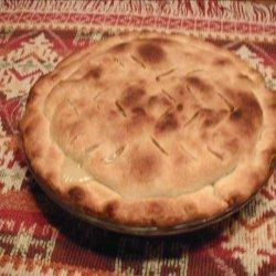 Classic Pot Pie recipe