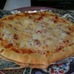 Almost Like Papa John's Pizza Dough recipe