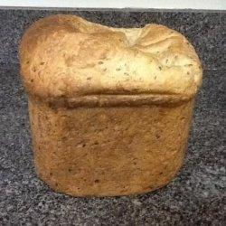 Bread Machine Whole grain bread recipe