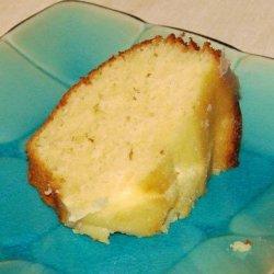 Lemon Cream Cake recipe