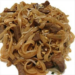 Beef With Rice Noodles (Kway Teow) recipe