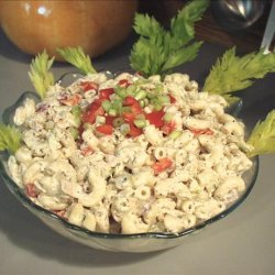 Salmon and Pasta Salad recipe