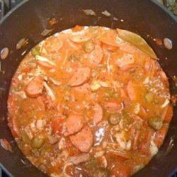 Gumbo Cookoff Winner - Chicken and Sausage Gumbo recipe