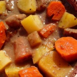 Beef Stew for Two ( Slow Cooker ) recipe