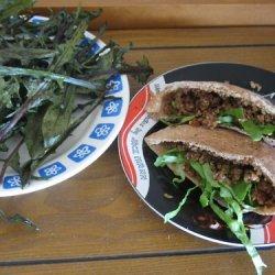 The Woodward Veggie Burger recipe