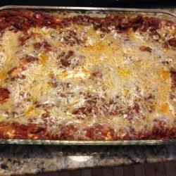 Mama's Lasagna recipe