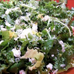 Cheese and Green Leafy Salads - Formally Known As Watercress And recipe