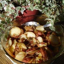 Mom's German Potato Salad recipe