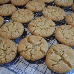 Mom's Molasses Cookies recipe