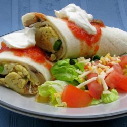 Breakfast Burritos Filling recipe