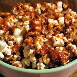 Harvest Caramel Corn recipe